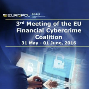 3rd Meeting of the EU Financial Cybercrime Coalition