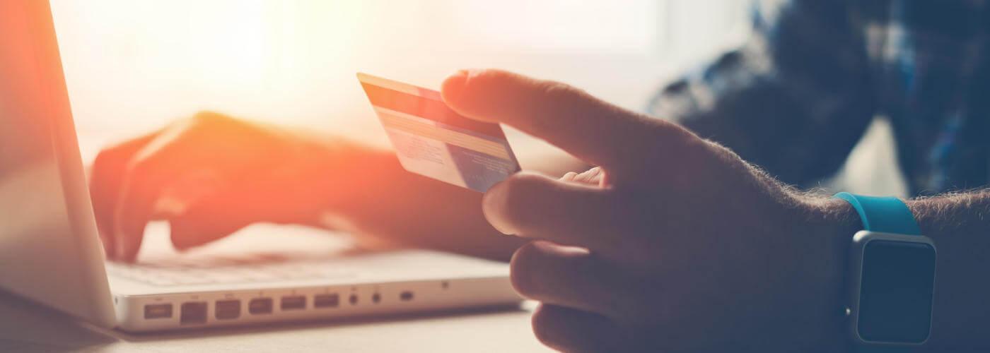 Платеж в интернете
