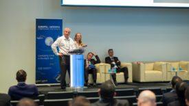 Глава ЕС3 Europol Стивен Вилсон продлил представительство ЕМА в группе советников