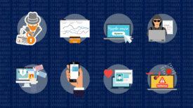 Материалы информационной кампании #CyberScams